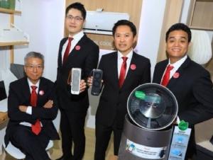 เอลจี เปิดตัว LG PuriCareTM Mini ครั้งแรกของโลกกับเครื่องฟอกอากาศขนาดพกพาที่มีแผ่นกรองอากาศในตัว