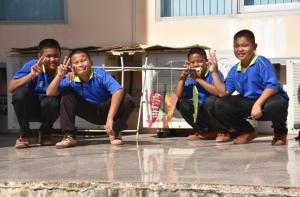 """สสส.จัดโครงการ """"ลานกีฬาวัฒนธรรมชุมชน เทศบาลตำบลบ้านแหลม"""