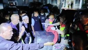 สลด! แก๊งค้ากัญชาซิ่งฟอร์จูนเนอร์หนีตำรวจพุ่งชน จยย.แม่เจ็บสาหัส ลูกชายวัย 12 ดับ