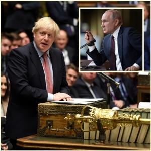 "In Clip : รัฐสภาอังกฤษเตรียมโหวตข้อตกลง BREXIT วันนี้ - ""ปูติน"" หวานใส่จอห์นสัน ""เข้าใจอารมณ์สังคมคนอังกฤษ"" โบ้ยไม่ได้ป่วนการเมืองผู้ดี"