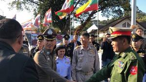 ทีบีซีไทยชงพม่าล่า 6 ผู้ต้องหาแก๊งโก๋แก่ คาดยังหนีกบดานพม่า