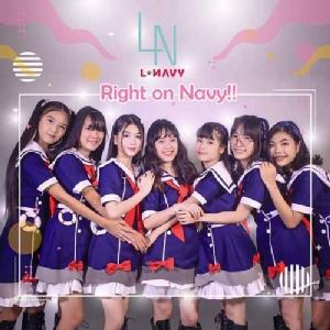 """7 สาว """"Lao Navy"""" BNK 48 แห่งเวียงจันทน์"""