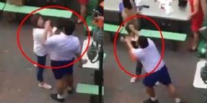 ร.ร.แจง อาม่าแสดงกิริยาไม่ดีเสียงดังขณะเด็กอ่านหนังสือสอบ ยันเด็กป้องกันตัวเนื่องจากถูกตบก่อน