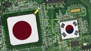 ญี่ปุ่นคลายข้อจำกัดส่งออกสารเคมีทำ 'ไมโครชิป' ไปยังเกาหลีใต้