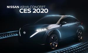 งานแสดง CES 2020 โชว์รถยนต์ต้นแบบไร้มลพิษ