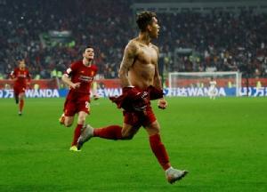 """เก่งที่สุดในโลก """"ฟีร์มิโน่"""" ซัลโว 1-0 """"หงส์"""" ผงาดแชมป์สโมสรโลก"""