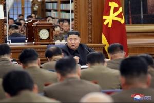 In Clip: คิม จองอึนประชุมกองทัพเกาหลีเหนือท่ามกลางใกล้กำหนดเส้นตายสิ้นปีสหรัฐฯ