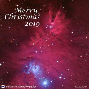 """ส่ง """"ต้นคริสต์มาสแห่งเอกภพ"""" ฉลองเทศกาลความสุข"""