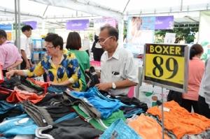 เริ่มแล้ว Outlet ของขวัญเพื่อประชาชน ก.อุตฯ ขนสินค้าราคาโรงงานลดราคากว่า 20-70%