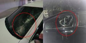 หนุ่มร้อง ถูกคนร้ายทุบรถ 3 คันรวดในคืนเดียว แจ้งความแล้วแต่คดียังไม่คืบ