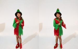 """ทูลกระหม่อมฯ ทรงโพสต์คลิปเต้น-ขับร้องเพลง """"Santa Claus Is Coming To Town"""" ฉลองคริสต์มาส"""