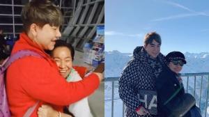 """""""บุ๊กโกะ"""" สานฝันแม่ หลอกพาเที่ยวเกาหลีเหนือแต่ที่แท้พาไปแดนในฝันสวิตฯ"""