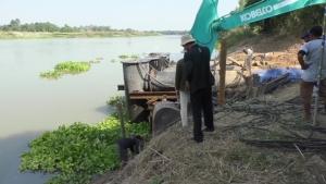 ชัยนาทยังประสบภัยแล้ง ขอเกษตรกรต้นคลองงดสูบน้ำทำการเกษตร