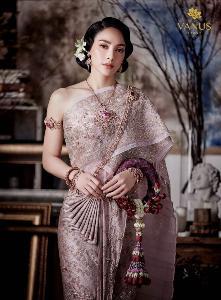 10 นางเอกในลุคชุดไทยจักรพรรดิ ปี 2019