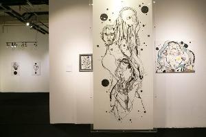 """อาร์ทติสรุ่นใหม่ถ่ายทอดผลงานศิลปะจากหัวใจ ในนิทรรศการ """"ริเวอร์ ออฟ เชนจ์"""""""