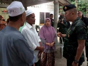 ไม่ขึ้นศาลทหาร! แม่ทัพภาคที่ 4 ยันผู้ต้องหายิงชาวบ้าน 3 ศพบนเทือกเขาตะเวขึ้นศาลยุติธรรมตามปกติ