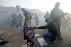 ทรัมป์กล่าวโทษอิหร่าน เบื้องหลังม็อบรุนแรงอิรักปิดล้อมโจมตีสถานทูตสหรัฐฯ