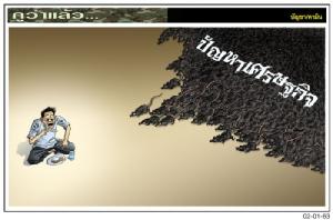 ปัญหาเศรษฐกิจ