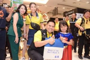"""ทส.ให้กำลังใจ """"ห้างร้านงดแจกถุง"""" ของขวัญชิ้นใหญ่ที่คนไทยมอบให้โลก"""