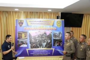 บุกจับหนุ่มสาวเวียดนามนับ 100 เช่าห้องพักย่านพัฒนาการแอบจัดปาร์ตี้มั่วสุมหลังผับเลิก