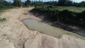 แล้งสาหัส!น้ำยมเหลือแต่ท้องทราย-น้ำน่านลดน่าใจหาย ชลประทานฯปิดคลองงดส่งน้ำแล้ว