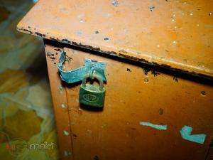 โจรย่องเบาบุกงัดตู้บริจาคในวัดคลองขุด อ.เขาชัยสน จ.พัทลุง กวาดเกลี้ยงหมดตู้