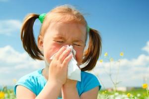 โรคภูมิแพ้ทางเดินหายใจในเด็ก เรื่องไม่เล็ก ที่พบได้บ่อย