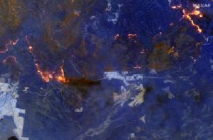 ประมวลภาพ : มหันตภัยไฟป่าออสเตรเลียล่าสุดลามกว่า 6 หมื่น ตร.กม.แล้ว