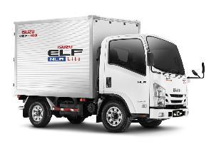 """อีซูซุเปิดตัวรถบรรทุกรุ่นใหม่! """"NLR Lite""""  ชูจุดเด่นน้ำหนักเบา-รัศมีวงเลี้ยวแคบสุด"""