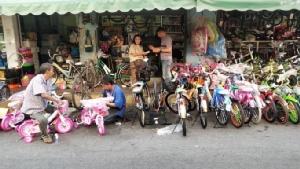 จักรยานขายดี! ห้างร้าน-หน่วยงานรัฐกว้านซื้อแจกงานวันเด็กแห่งชาติ