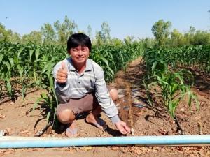 เกษตรกรอุ่นใจ ฟาร์มสุกรปันน้ำช่วยบรรเทาวิกฤตภัยแล้ง