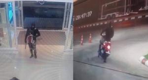 อุกอาจ! โจรบุกปล้นทองโรบินสันลพบุรี เหยื่อ 3 รายรวมเด็กถูกยิงเสียชีวิต สาหัสอีก 4