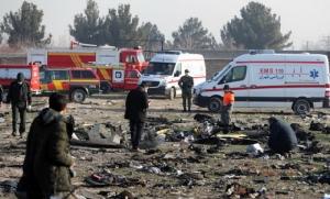 อิหร่านรุดโต้ จนท.สหรัฐฯอ้างข้อมูลดาวเทียมเชื่อยิงขีปนาวุธพลาดสอยร่วงเครื่องบินยูเครน