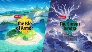 Pokemon Sword / Shield ประกาศทำภาคขยายเป็น DLC