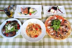 """""""Basilico"""" อาหารอิตาเลียนต้นตำรับ รสชาติยอดเยี่ยม"""