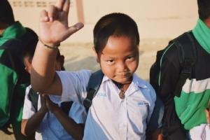 """วอนรัฐให้ """"ของขวัญวันเด็ก"""" กลุ่มเด็ก G นร.ไร้สัญชาติ 9 หมื่นคน เข้าถึงสิทธิสุขภาพ"""