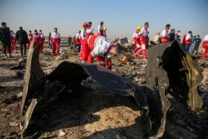 อิหร่านยอมรับยิงเครื่องบินยูเครนตกด้วยความผิดพลาด