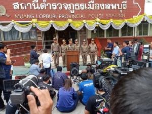 ผบ.ตร.บินด่วนติดตามคดีปล้นทองลพบุรี เหยื่อ 3 ศพเผาจันทร์นี้