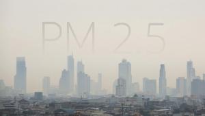 วัฏจักรคลุกฝุ่น PM 2.5  มลภาวะทางอากาศที่คนไทยต้องเจอทุกปี