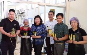 วช.ใช้งานวิจัยเสริมศักยภาพสับปะรดห้วยมุ่น สินค้า GI อุตรดิตถ์