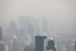 PM2.5 ภัยใกล้ตัวที่ต้องระวัง!!