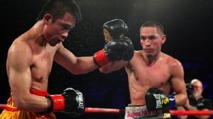"""ลือ """"เอสตราด้า"""" เจ็บยาว """"ศรีสะเกษ"""" ยืนหนึ่ง หาคู่ชิงแชมป์ว่าง WBC"""