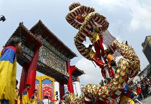 """เฮง เฮง เฮง """"ไฮไลท์ตรุษจีนปีหนูทอง"""" เยาวราชนำทัพจัดปีใหม่จีนยิ่งใหญ่ตระการตา"""