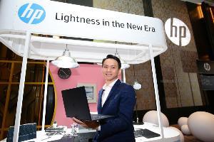 MD ใหม่ HP ประเทศไทย ยันลงทุนต่อเนื่องลุยตลาดพีซีควบพรินเตอร์