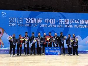 2 นักกีฬาเยาวชนจากสโมสรเทเบิลเทนนิสบ้านปู คว้ารางวัลระดับนานาชาติ