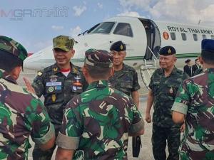 ผบ.ทบ.เยือนถิ่นอาเจะฮ์เดินหน้ายุทธศาสตร์ความร่วมมือทางทหารไทย-อินโดนีเซีย