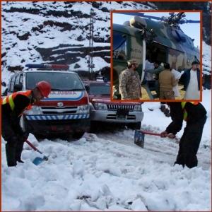 In Clip: ยอดดับหิมะถล่มในปากีฯ-อัฟกานิสถานเพิ่มไม่ต่ำกว่า 130
