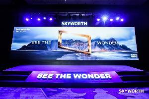 สกายเวิร์ทเผยโฉมพรีเมียม AIoTV รุ่นใหม่แห่งปี 2020 ครั้งแรกในโลก