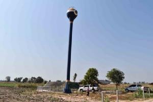รอดแล้ว! น้ำพลังงานแสงอาทิตย์ชุบชีวิตเกษตรกรกลางทุ่งแล้งเมืองน้ำดำ