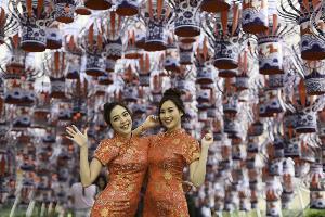 """ฉลองตรุษจีนปีชวด จัดงาน """"เอ็มโพเรี่ยม เอ็มควอเทียร์ ไชนีส นิวเยียร์ 2020"""""""